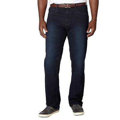 Urban Star Men's Relaxed Fit Jeans - BLUE (SELECT SIZE) ***NEW***