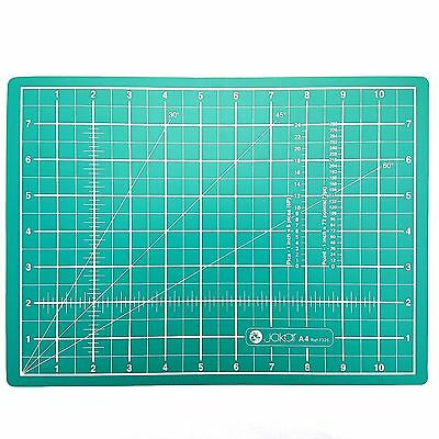 A4 Cutting Mat Self Healing Craft Quilting Grid Lines Knife Cut Board 30 x 22cm
