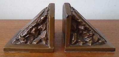Ronson Ten Commandment Bookends L V Aronson 1922