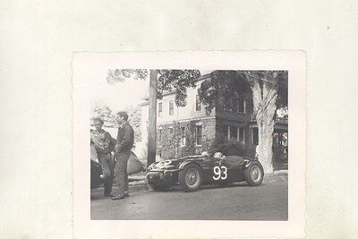 1952 Nardi Danese Fiat Race Car Photograph ww6747