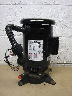 Air Techniques VacStar 1104365418 1HP Dental Single Head Wet Vacuum Pump Used