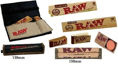 RAW make 110mm KIT (Raw Wallet + Roll.Machine + Roll.Paper + Tips +Humidifier)