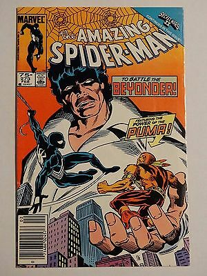 The Amazing Spider-Man #273 (Feb 1986, Marvel) VF+  NEWSTAND See Pics!!!