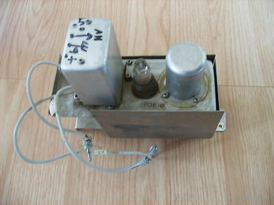 Collins 70E8 PTO (for early 32V3 transmitter)