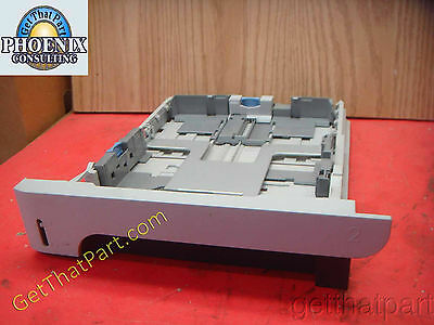 HP P2055 P2055dn OEM 250 Sheet Paper Tray 2 Cassette Assembly RM1-6394