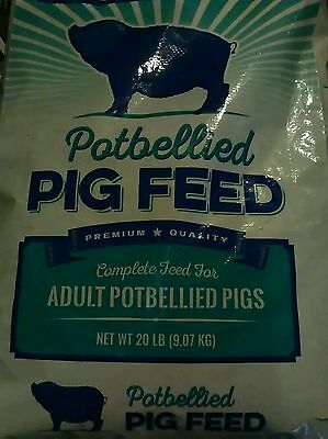 Pot Belly Pig Feed 20#