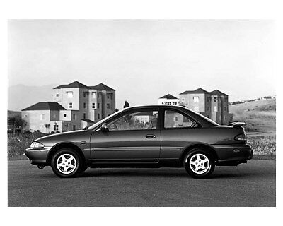 1993 Mitsubishi Mirage Coupe LS ORIGINAL Factory Photo oub1787