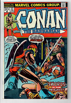CONAN #23 - Grade 9.0 - First Appearance of Red Sonja!!