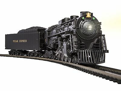 Lionel 6-58018 HO Polar Express Berkshire Locomotive and Tender with Remote