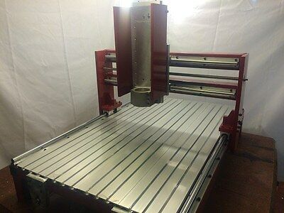 Cnc Router Machine 48'' x 48'' x 8''  steel welded