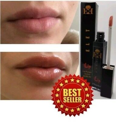 Volulip™ Elet iLip plumping Serum Lip enhancer gloss Tripeptide Hyaluronic Acid