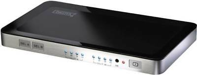 4 Port HDMI-Matrix-Switch Digitus DS-48300 mit Fernbedienung 1920 x 1080 Pixel