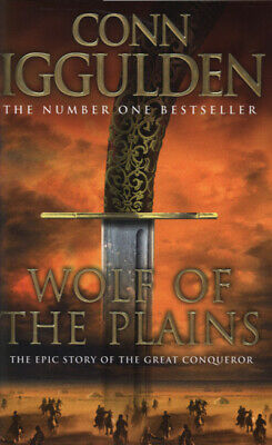 The conqueror series: Wolf of the plains by Conn Iggulden (Hardback)