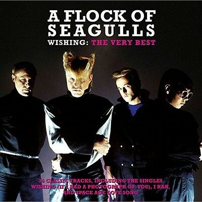 Wishing: The Very Best a Flock Of Seagulls  Doble - CD