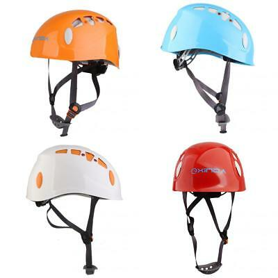 Professional Climbing Hard Hat Helmet for Outdoor Mountaineering Downhill Rescue