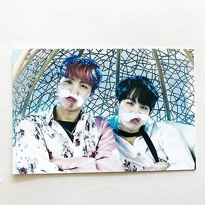 2017 BTS Live Trilogy EpisodeIII The Wings Tour in Seoul Official Mini Photocard