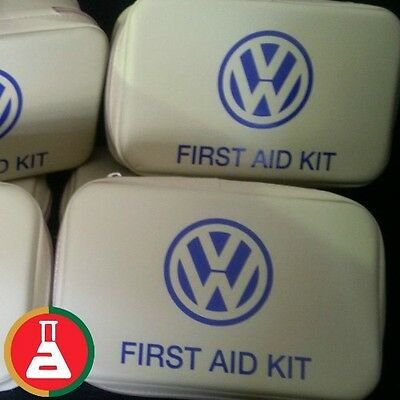 VOLKSWAGEN FIRST AID KIT BASIC EDITION NEW AUTHENTIC VW Car LONG EXPIRY