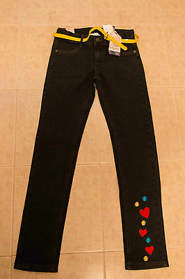 BNWT Pumpkin Patch Girls Regular Leg Denim Jeans Size 11