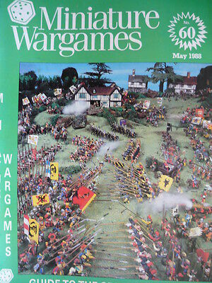 Miniature Wargames Magazine Issue 60 - Falklands - Crimean War
