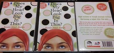 Does My Head Look Big in This? EXTRA LARGE PRINT 3 Volumes (Paperback, 2006)