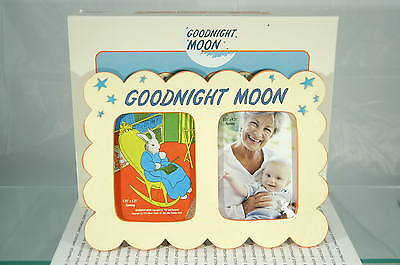 "Goodnight Moon Photo Frame Precious Moments~4"" By 3""~In Gift Box~Free Us Ship~"