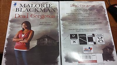 Dead Gorgeous by Malorie Blackman EXTRA LARGE PRINT 2 Volumes (Paperback, 2003)