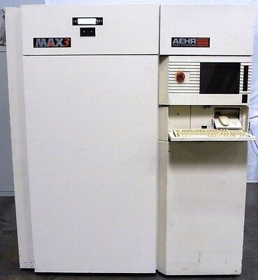 G136762 AEHR Test Systems Max 2 Burn-in Test System Ref# 302-19737-01