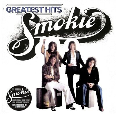 Greatest Hits - Volume 1 - Smokie (Extended  Album) [CD]