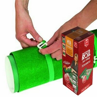 500 1000 1500 Piece Jigsaw Puzzle Roll Mat Storage Tube Unfinished Puzzles 01031