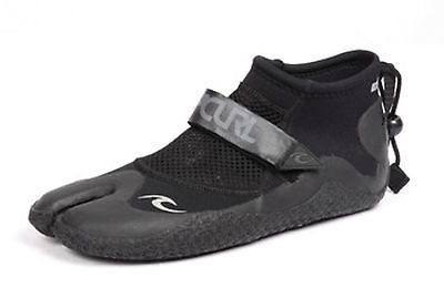Rip Curl Reefer 1.5mm Split Toe Wetsuit Boots Mens Unisex Surfing Watersports