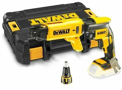 Dewalt DCF620N C/W DCF6201 18v Brushless Drywall Screwdriver - BODY + CASE