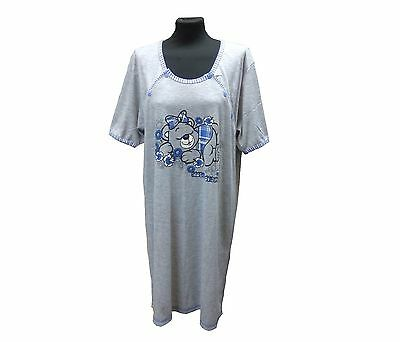 Maternity Pregnancy Breastfeeding Nursing Nightdress
