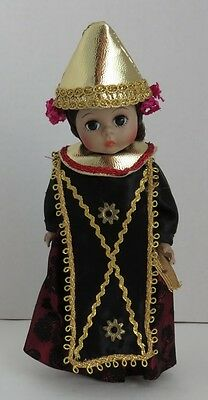 "Madame Alexander 7"" Indonesia Doll               (Inv11148)"