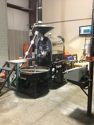 30 KiloAmbex Coffee Roaster