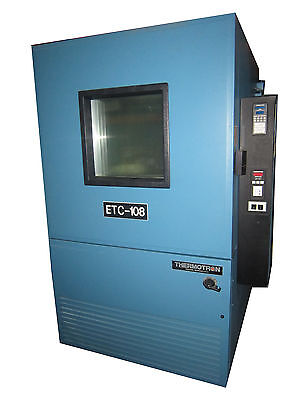 Thermotron Sm-32C Water Cooled Environmental Temperature Humidity Test Chamber