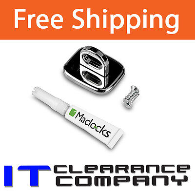 MACLOCKS Anchoring Point Kit 8161600 Stainless Steel w/Glue