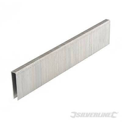 A Type Staples 5000pk 5.2 x 22 x 1.15mm Air Tools Nails & Staples