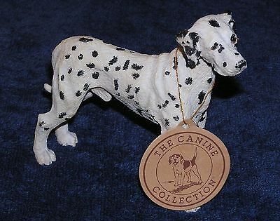 Dalmatian Dog Figurine 1998 The Canine Collection with tag