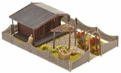 HO Faller 180491 Allotments With Summer House Kit
