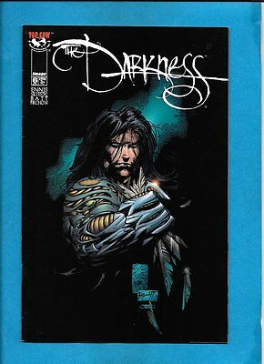 The Darkness #6 Image Top Cow Comisc July 1997 Garth Ennis Marc Silvestri