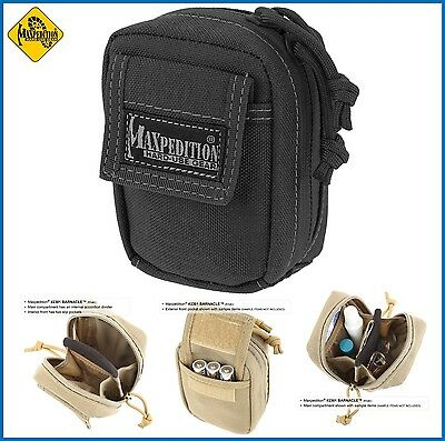 Maxpedition Barnacle Pouch Black 2301B