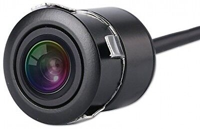 Waterproof Car Front View Camera,Universal High Definition CMOS Non-mirror View
