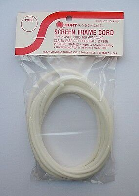 Speedball Screen Frame Cord - 11ft / 335cm