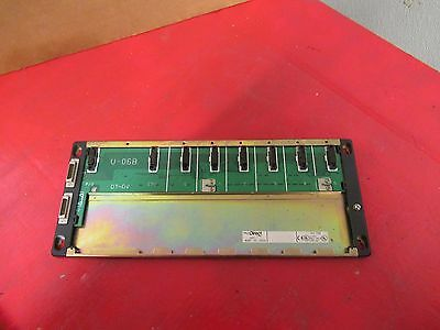 PLC Automation Direct KOYO D4-06B 6 Slot I//O Chassis Base Rack D406B />/>See Pic/'s
