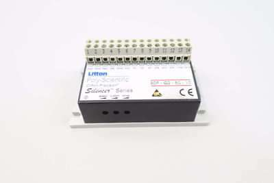 New Litton Bdp-Q2-50-10 Silencer Poly-Scientific Speed Controller D554499