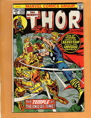 Thor #245 Journey Into Mystery  VF-