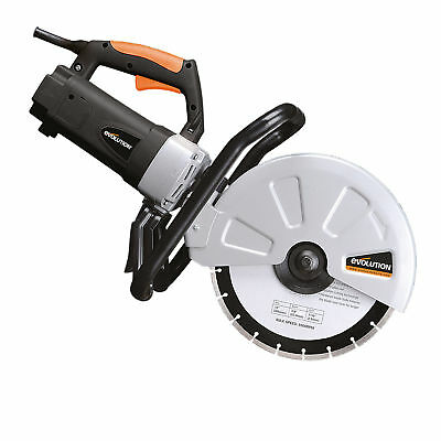 Evolution Electric Disc Cutter 12 Inch / 305mm 240V