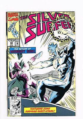 Silver Surfer # 60 Vol 2  Final Prelude ! grade 9.0 scarce book !!