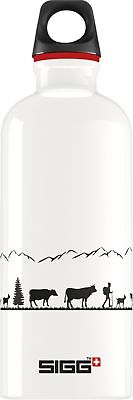 Sigg - Swiss Craft - 0.6L- Aluminum Water Bottle