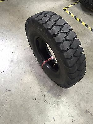 7.50-16 Pneumatic/Air Forklift Tire Toyota Tailift 12 PLY Industrial Replacement